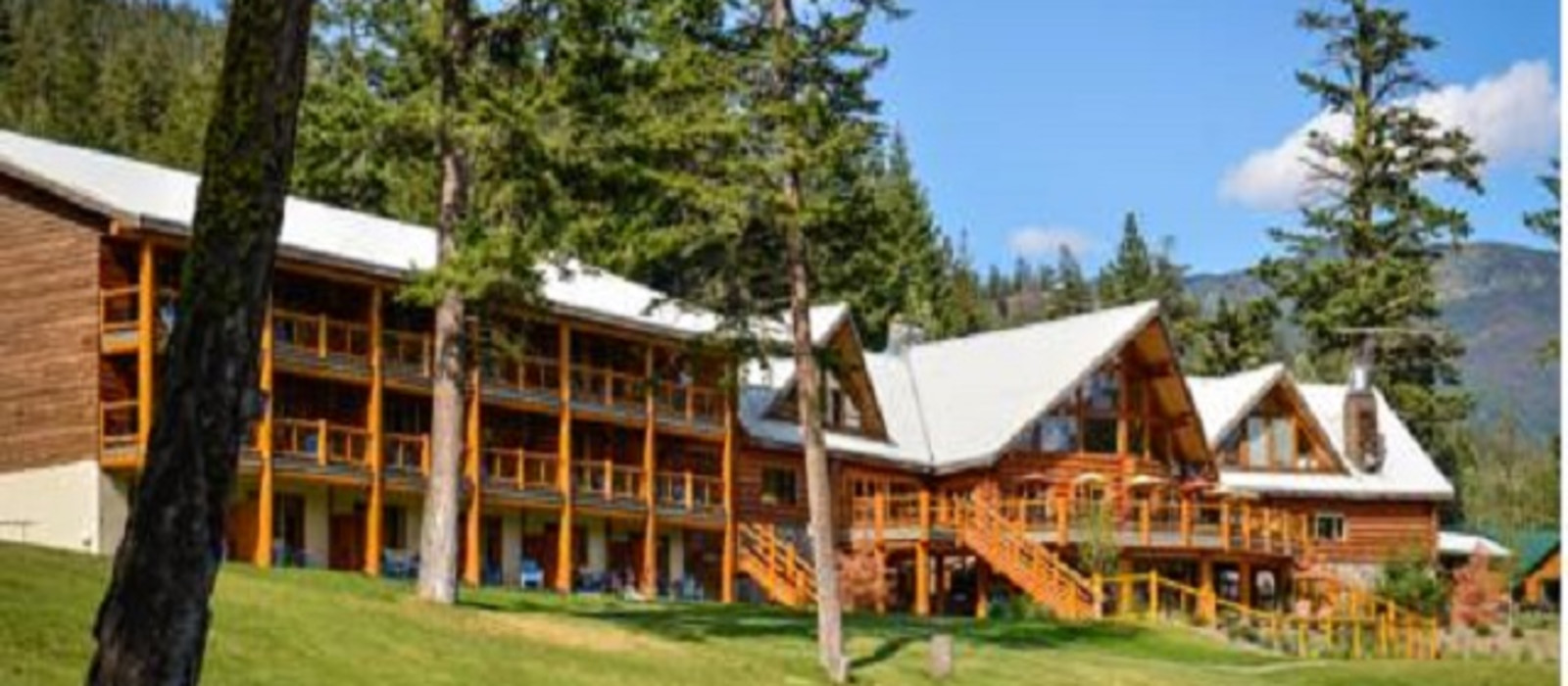 Hotel Tyax Wilderness Resort Kanada