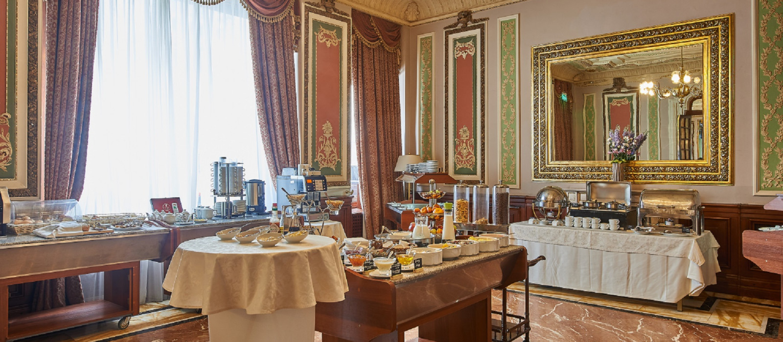Hotel  Savoy Moscow Russia