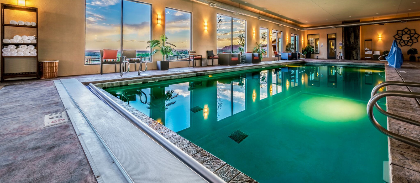 Hotel Desert Rose Resort and Cabins USA