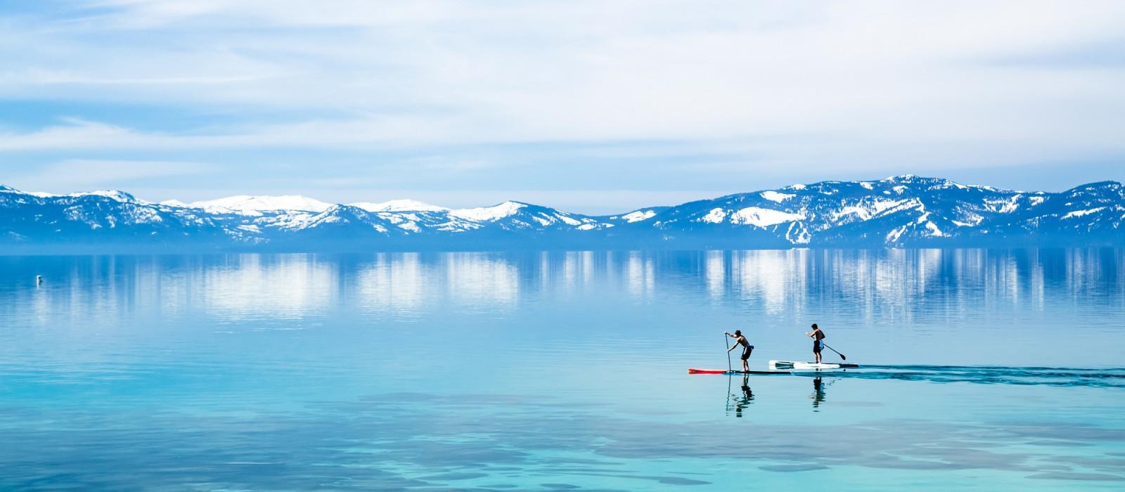 Destination Lake Tahoe USA