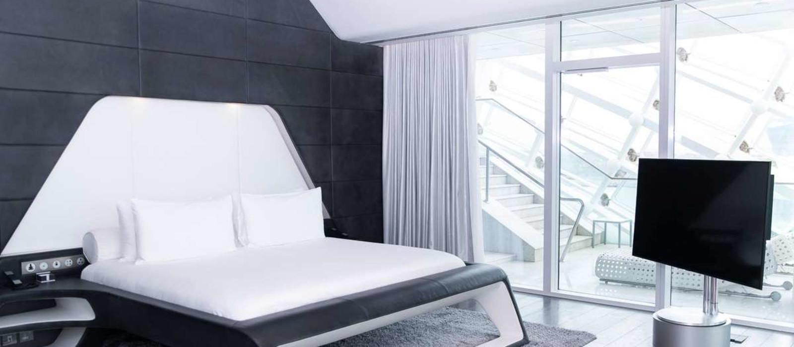 Hotel W Abu Dhabi – Yas Island %region%