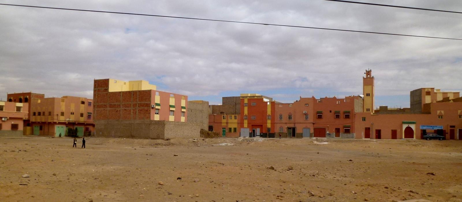 Reiseziel Erfoud Marokko