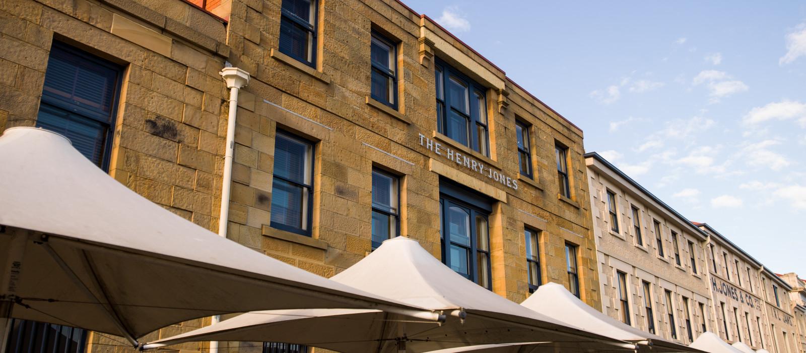 Hotel Henry Jones Art  Australia