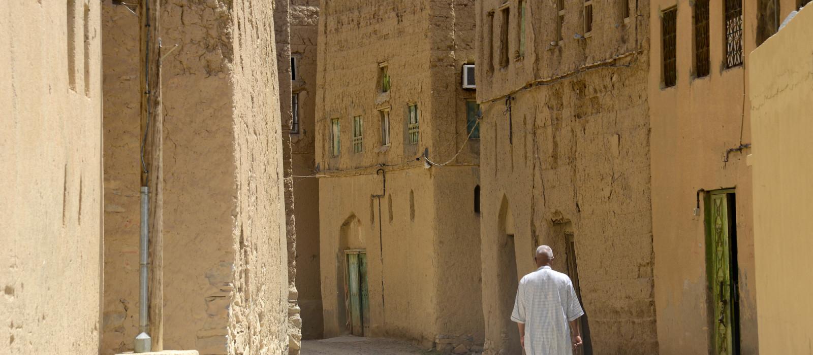 Destination Jebel Shams and Al Hamra Oman