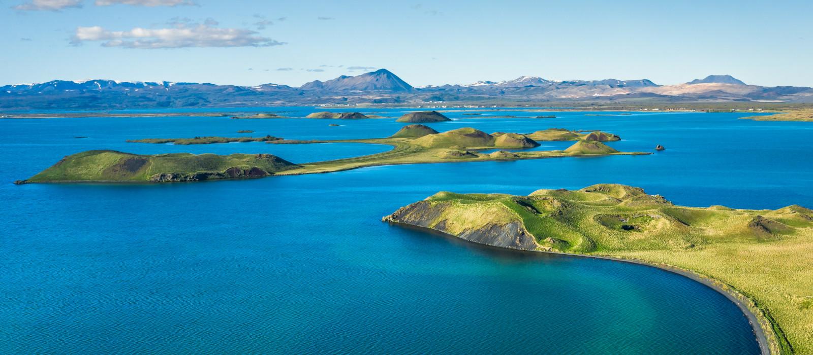 Destination Lake Mývatn Iceland