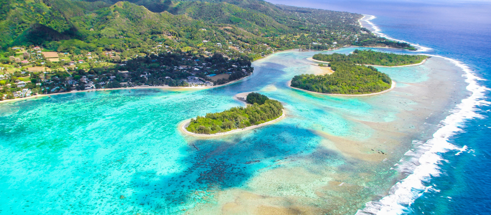 Destination Rarotonga Cook Islands