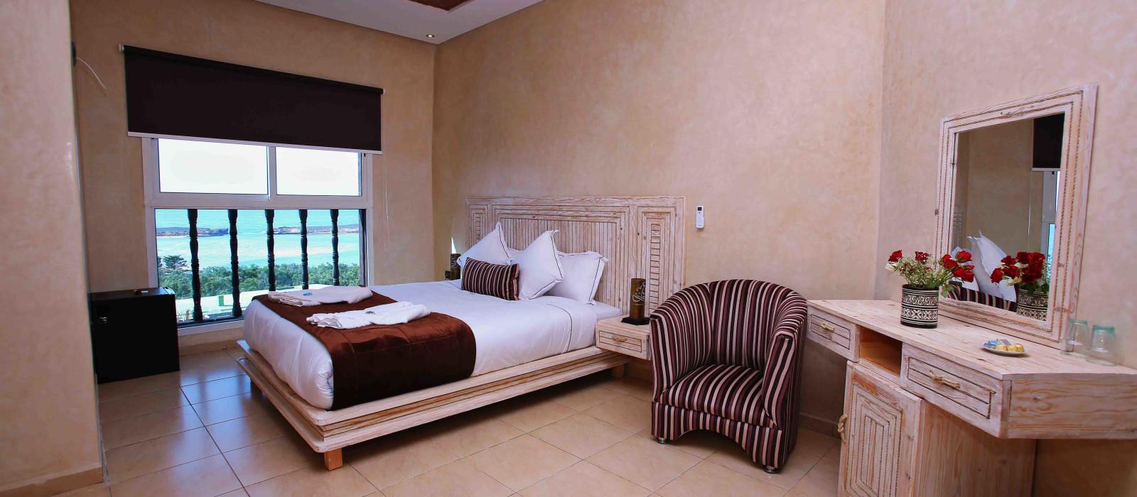 Hotel Chateau Eden El Rouh Marokko