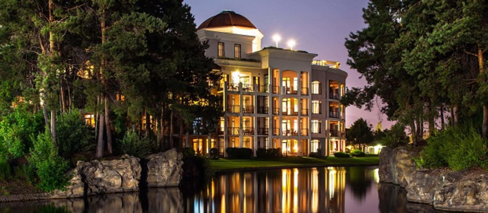 Hotel The Royal Kelowna Kanada