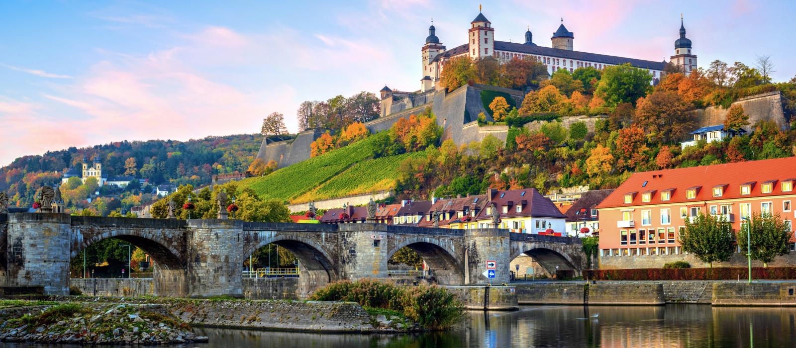 Destination Wurzburg Germany