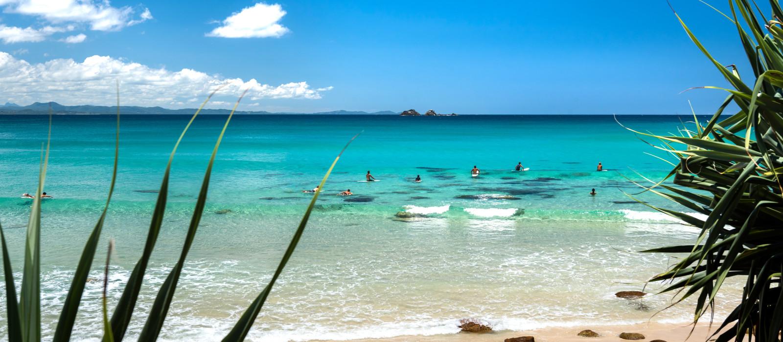 Reiseziel Byron Bay Australien