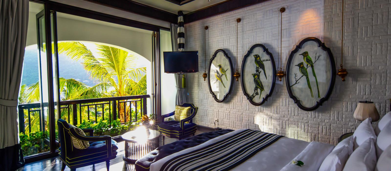 Hotel Intercontinental Danang Sun Peninsula Resort Vietnam