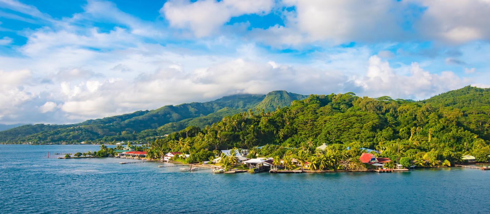 Destination Raiatea French Polynesia