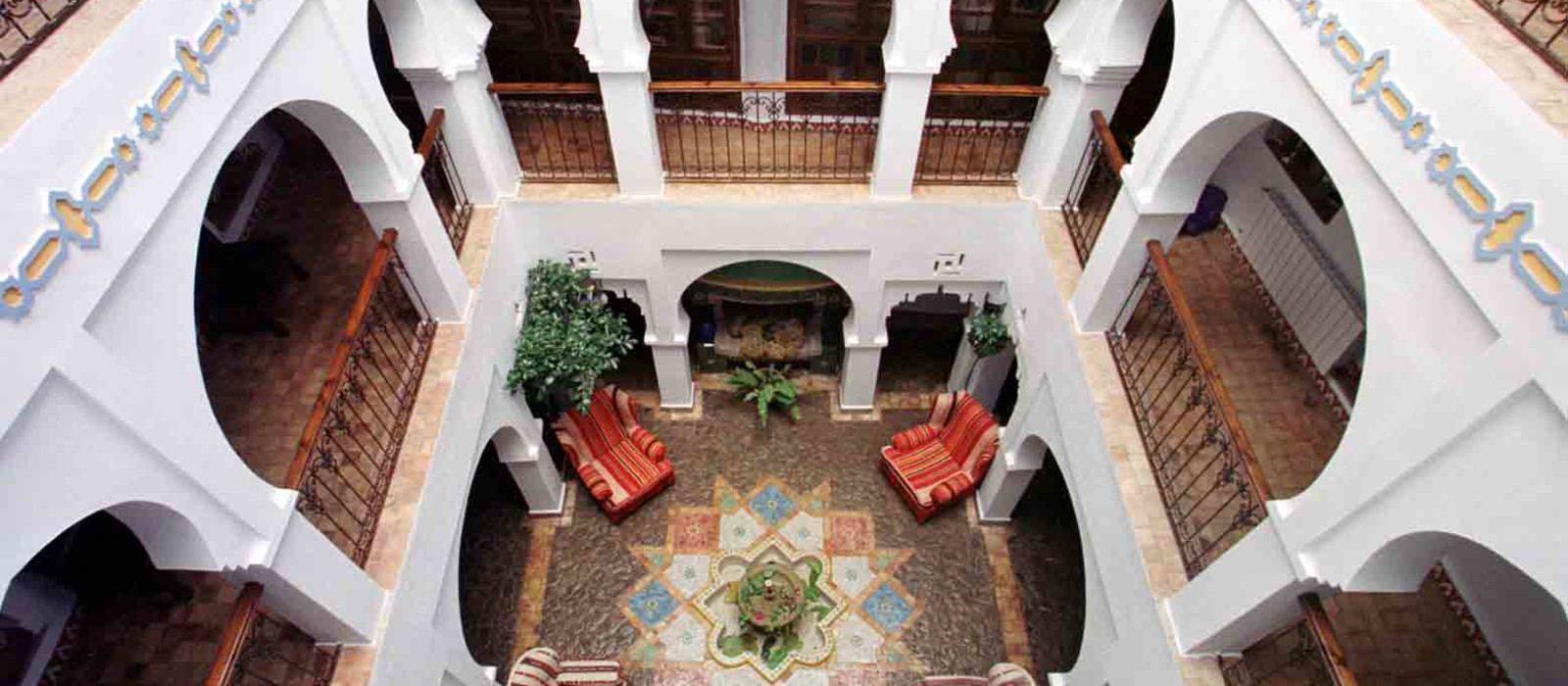 Hotel Dar Baibou Marokko