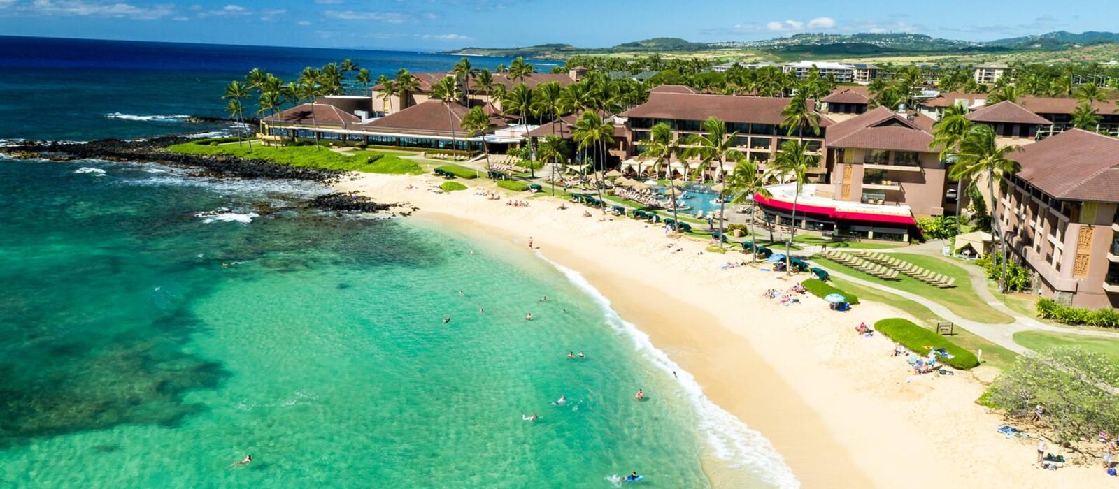 Hotel Sheraton Kauai Resort Hawaii