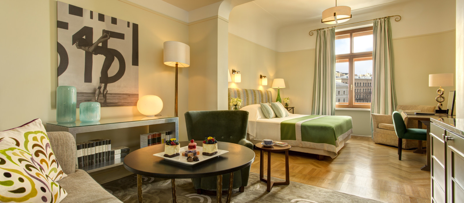 Hotel  Astoria Russland