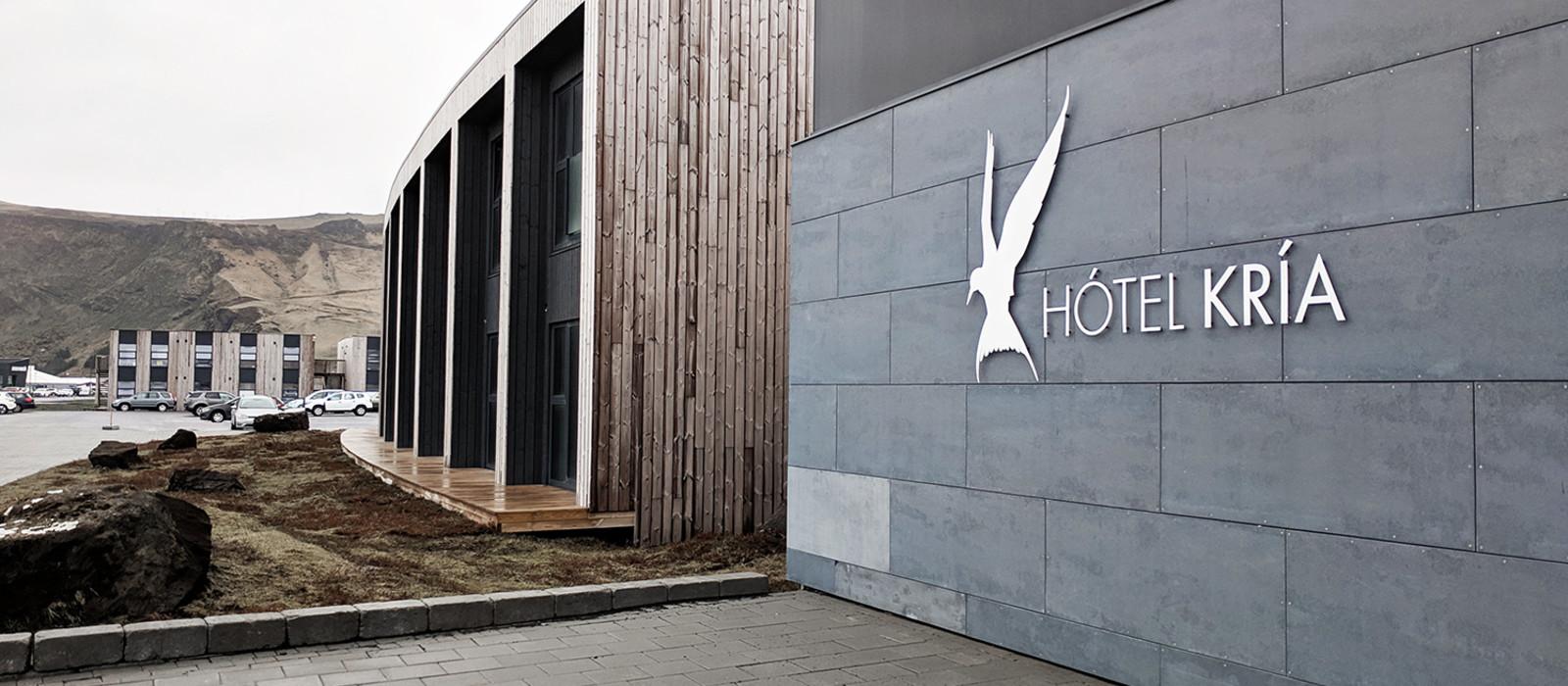 Hotel  Kría Island