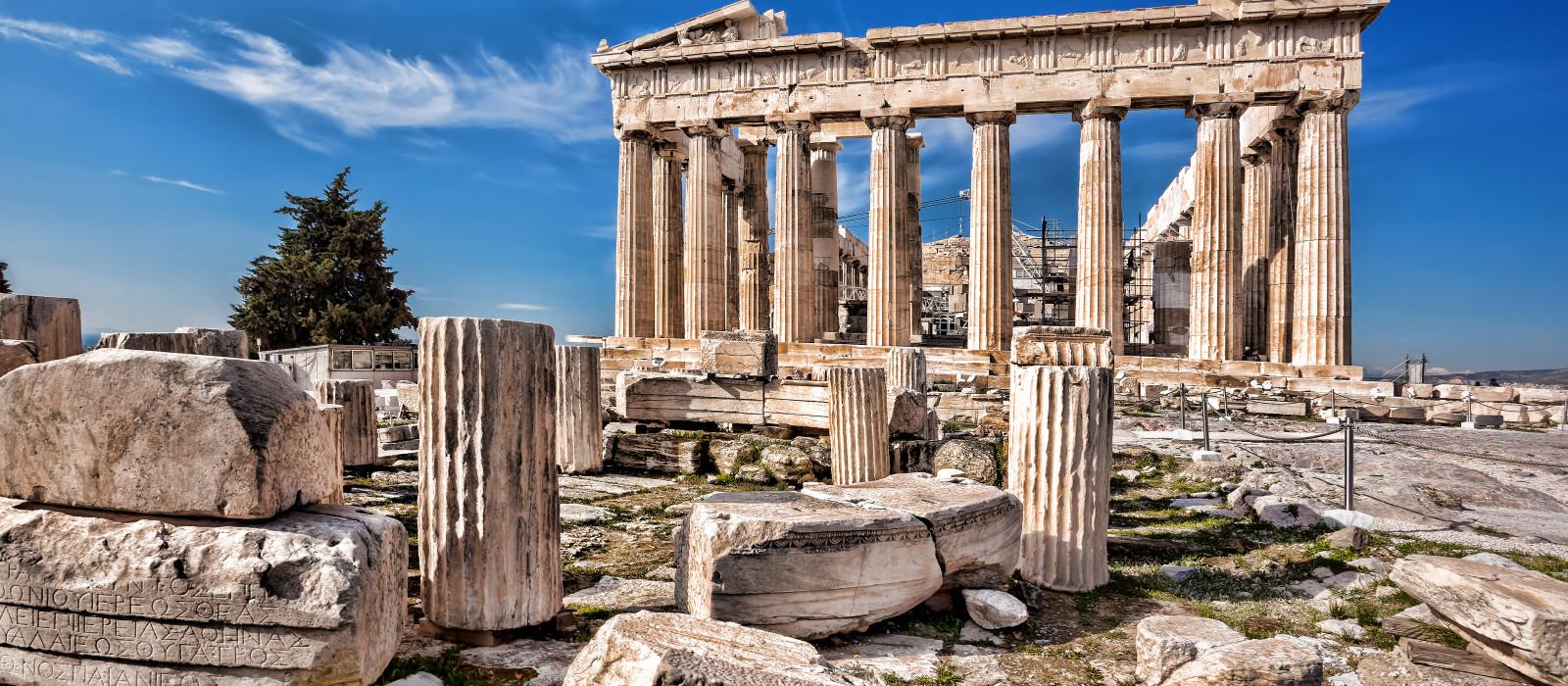 Destination Athens Greece