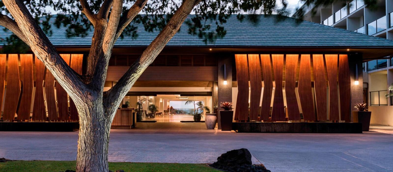 Hotel Waikoloa Beach Marriott Resort & Spa (Kohala Coast, West Side) Hawaii