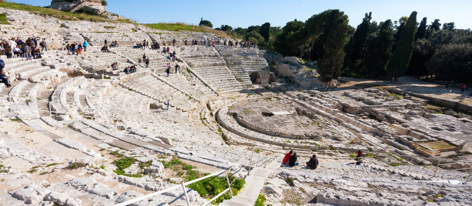 Reiseziel Syrakus Italien