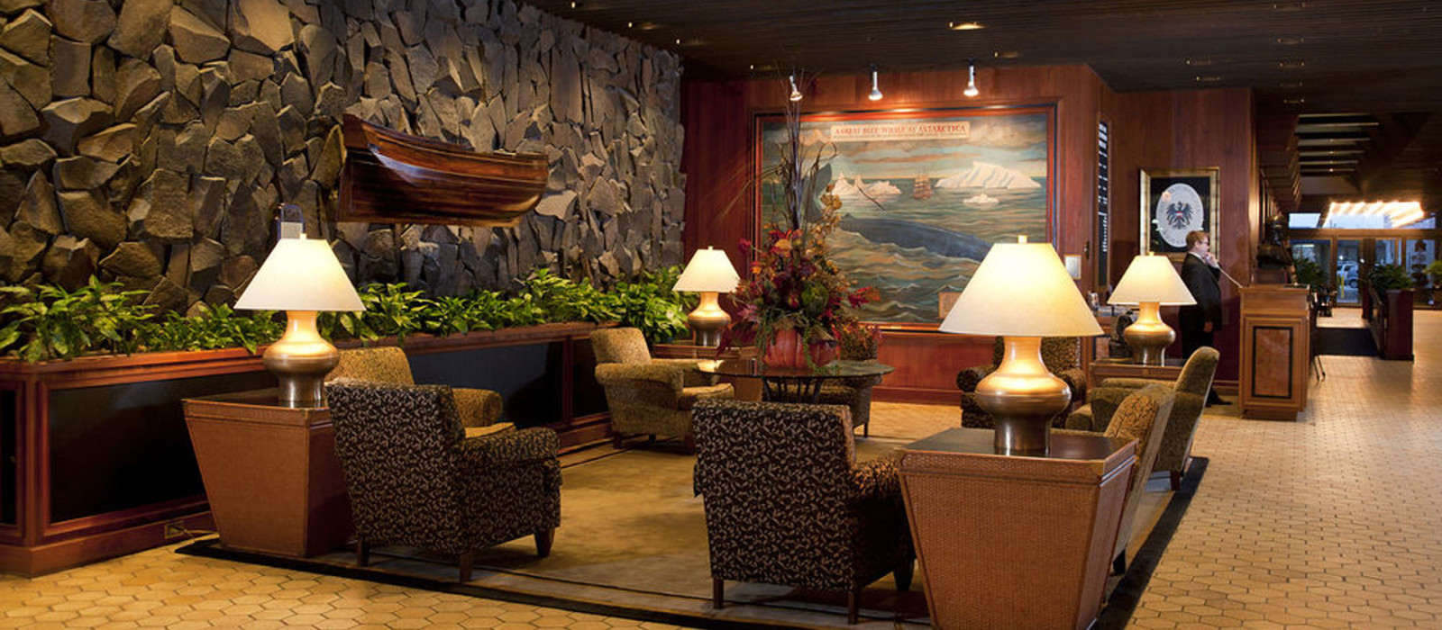 Hotel  Captain Cook Alaska