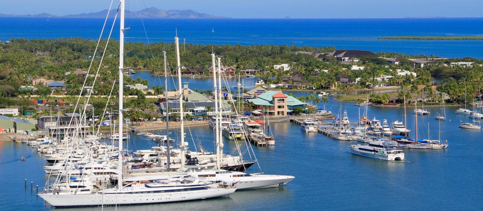 Destination Port Denarau Fiji
