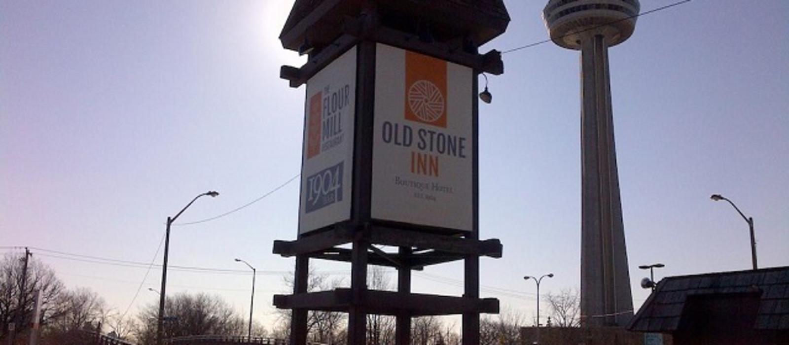 Hotel Old Stone Inn Kanada