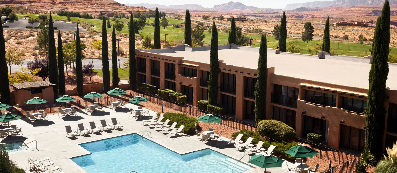 Hotel Courtyard Page by Marriott at Lake Powell USA