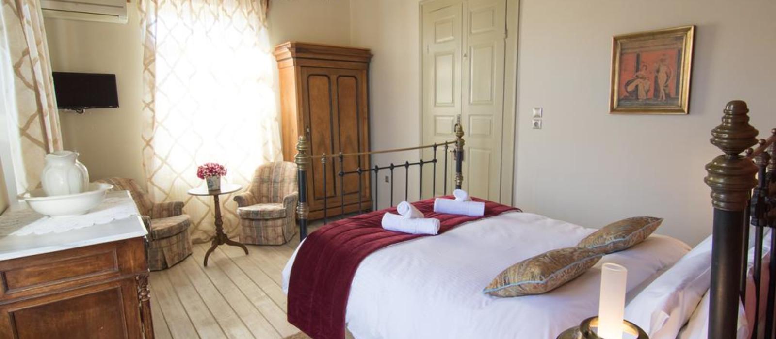 Hotel Ganimede  Griechenland