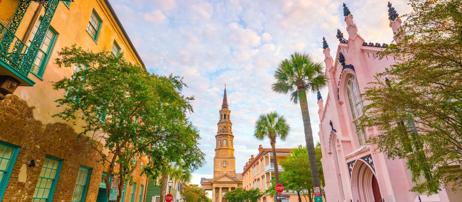 Destination Charleston USA