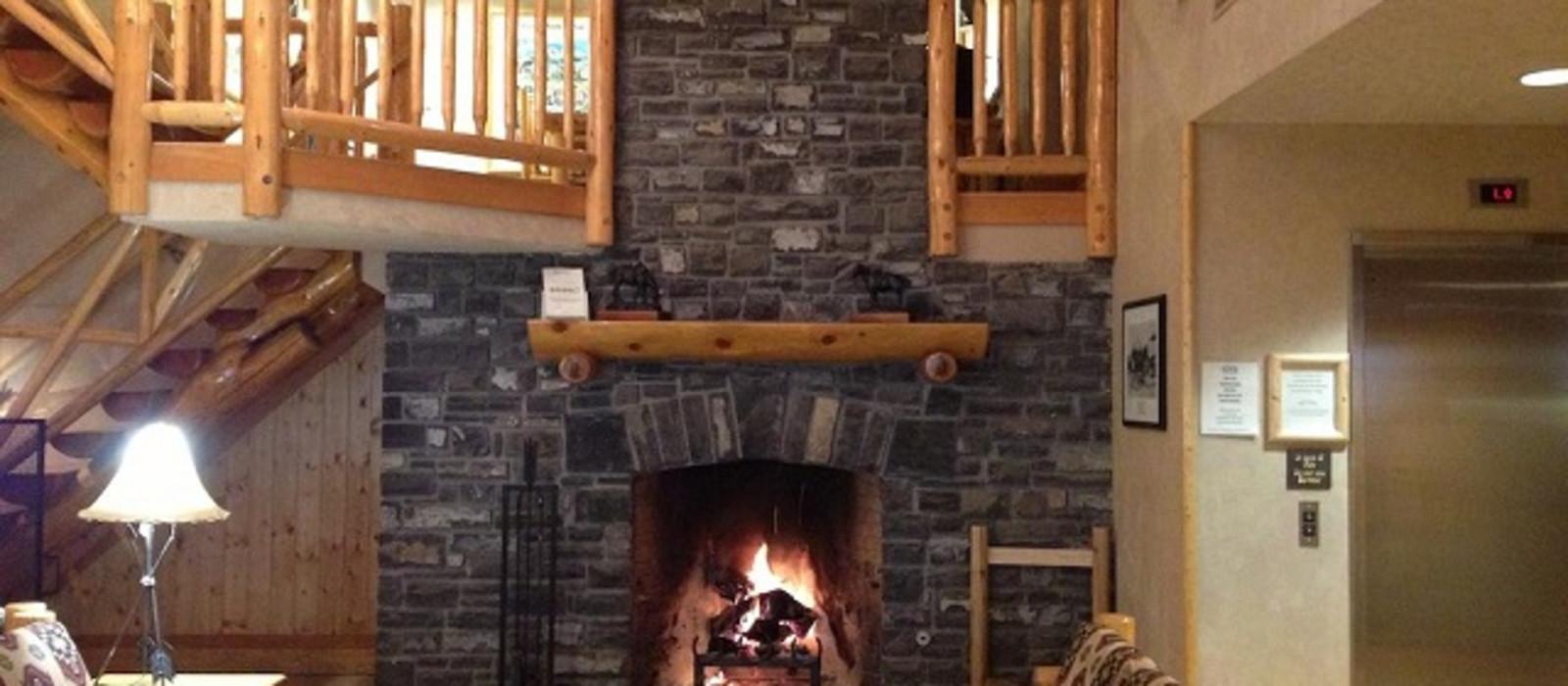 Hotel Brewster's Mountain Lodge Kanada