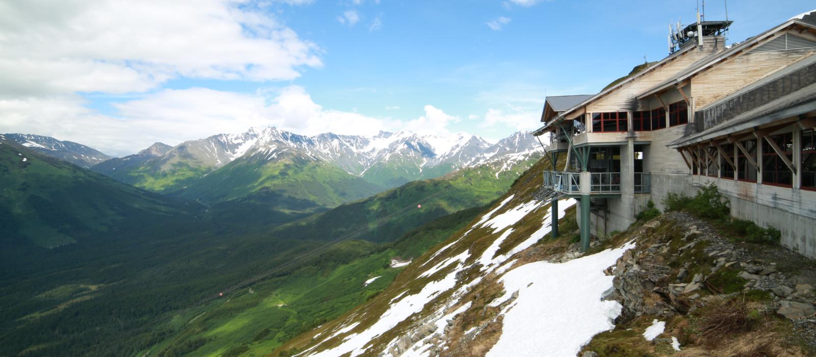 Reiseziel Girdwood Alaska