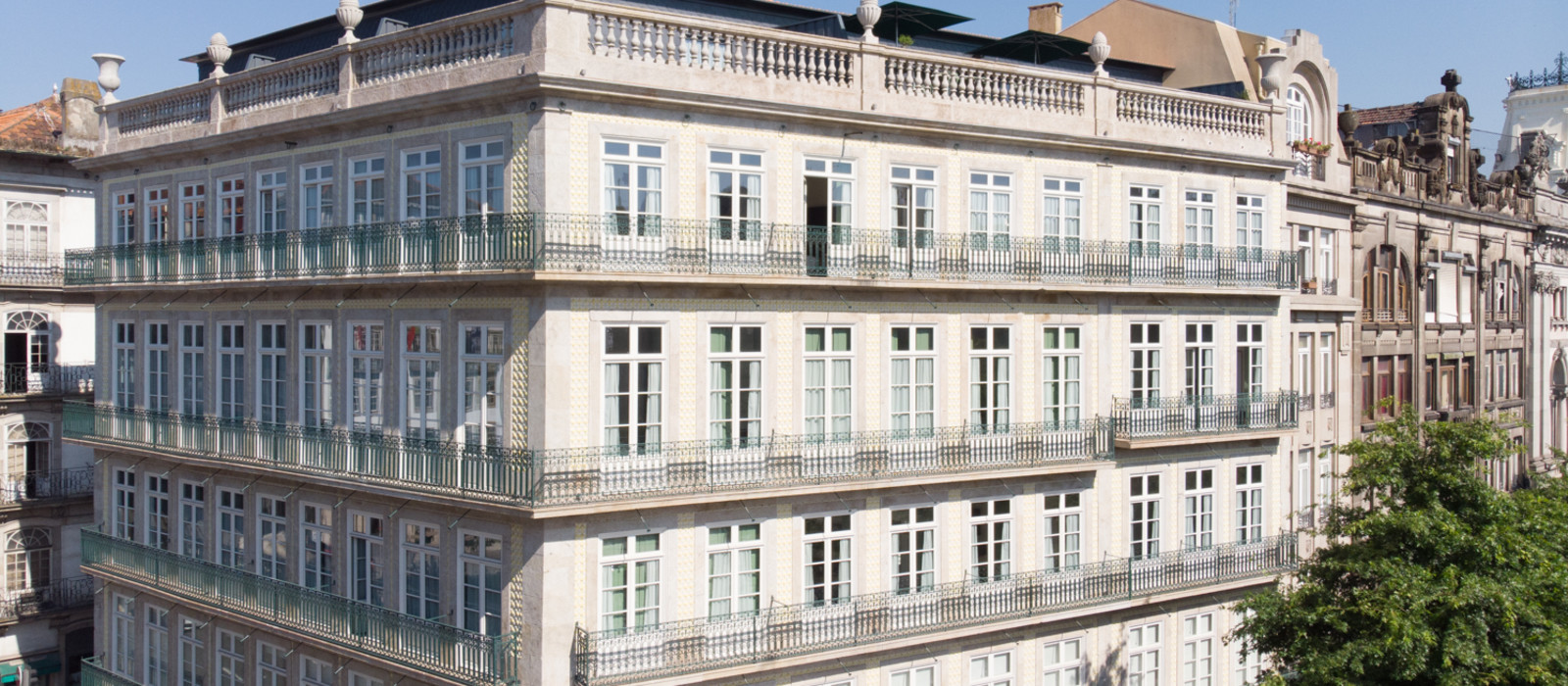 Hotel Pestana Porto: Goldsmith Portugal