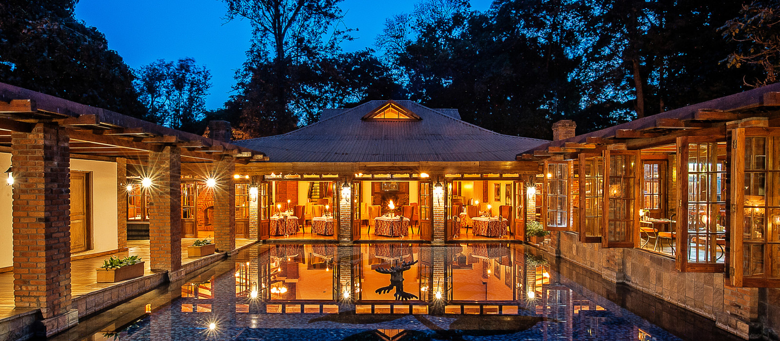 Hotel Arusha Coffee Lodge Tansania