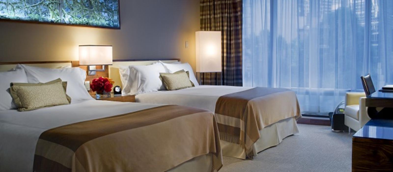 Hotel Fairmont Pacific Rim Kanada