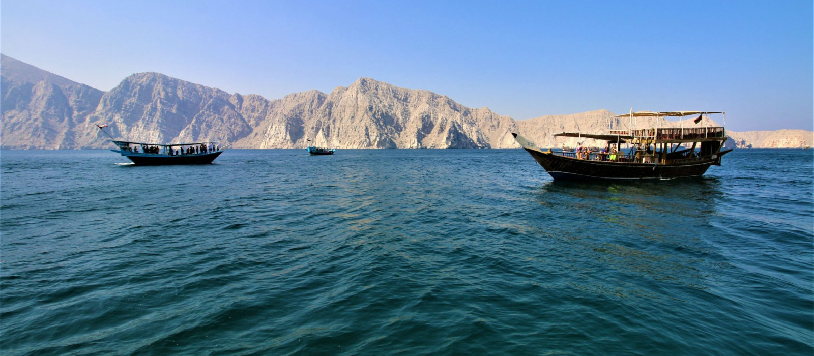 Destination Khasab & Musandam Region Oman