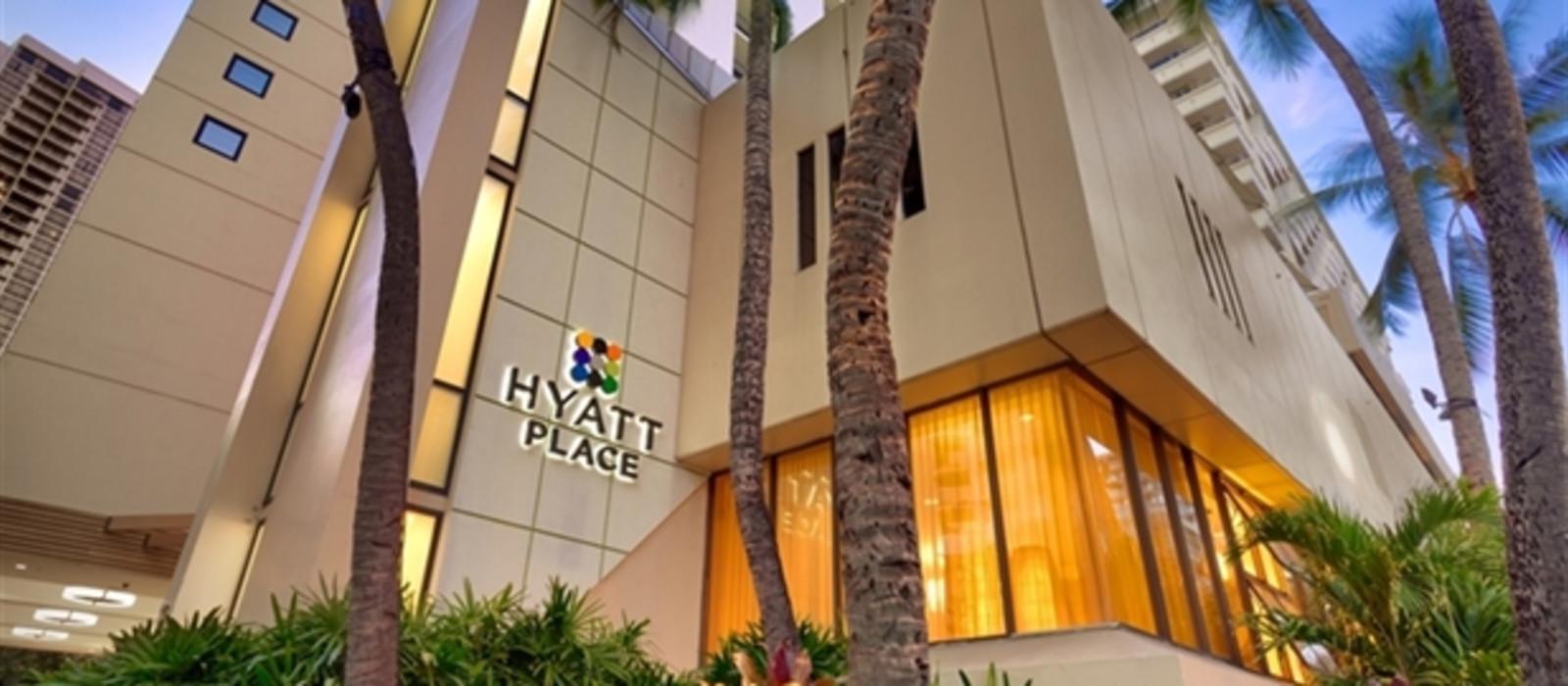Hotel Hyatt Place Waikiki Hawaii