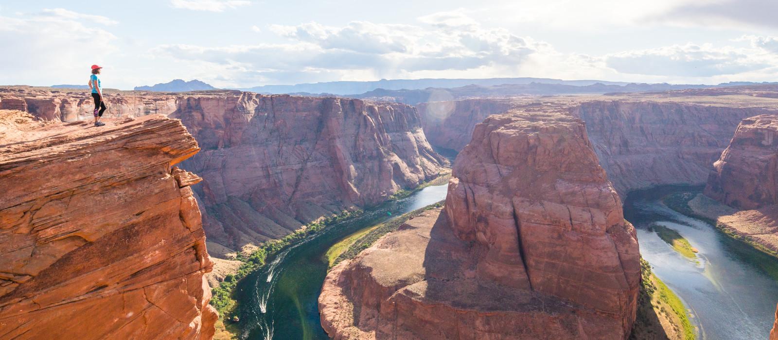 Destination Grand Canyon National Park USA