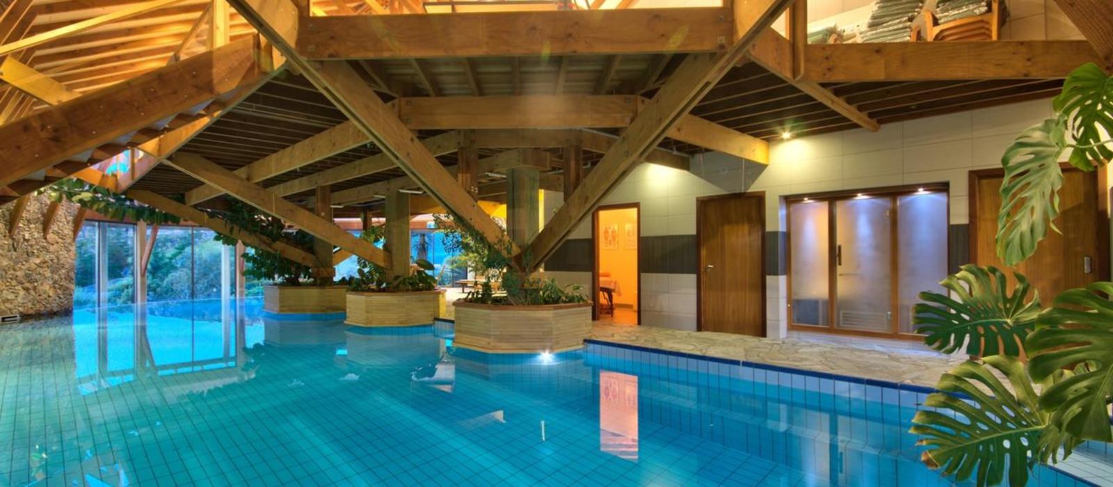 Hotel Westhaven Retreat Luxury Lodge Neuseeland