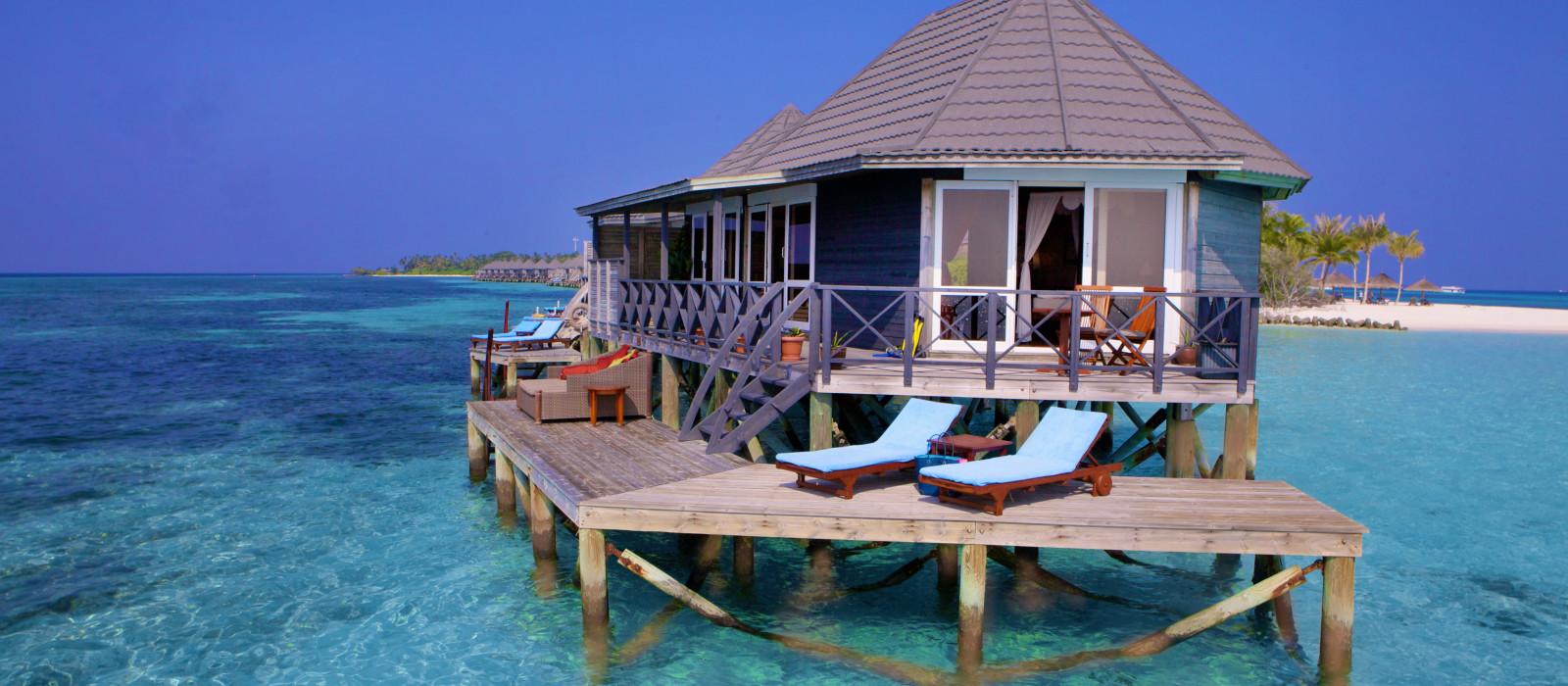 Hotel Kuredu Resort & Spa, Maldives Malediven