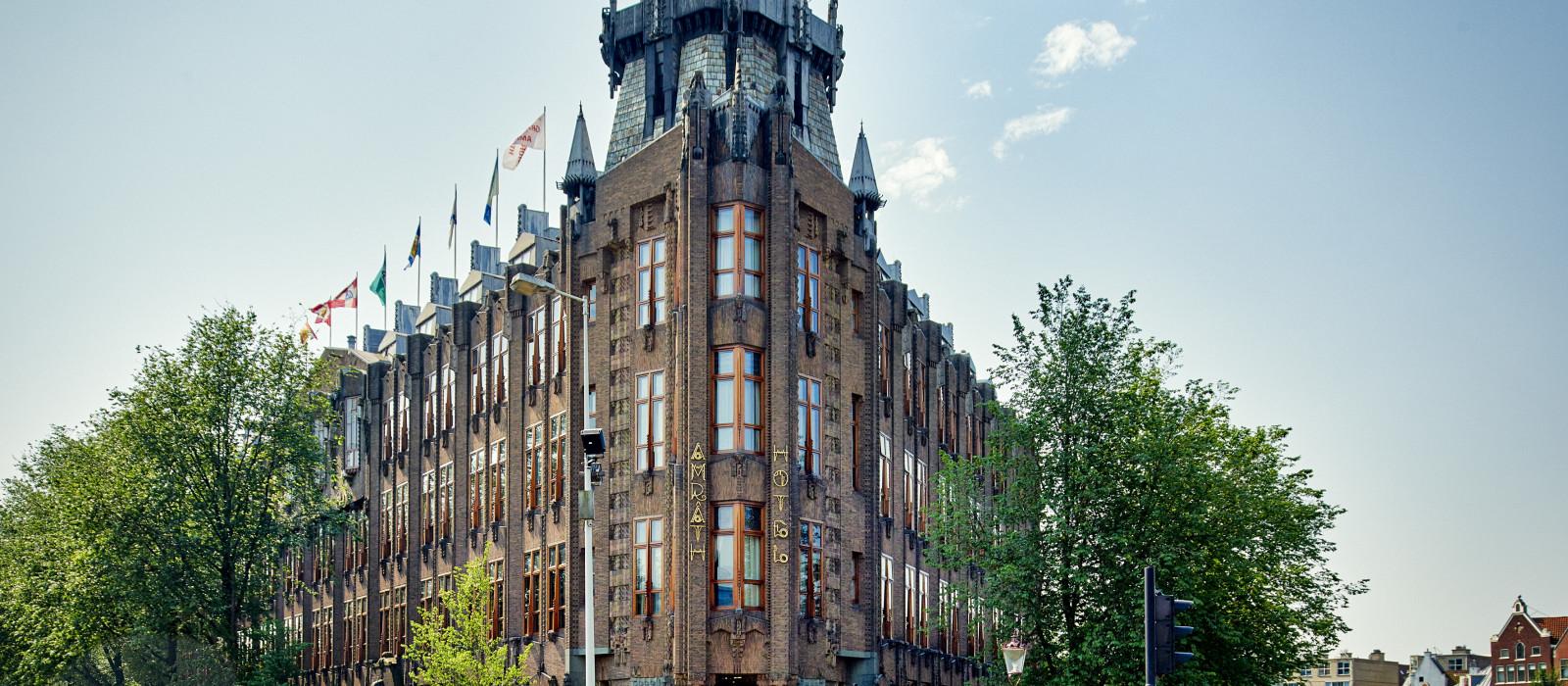 Hotel Grand  Amrâth Amsterdam European Cities