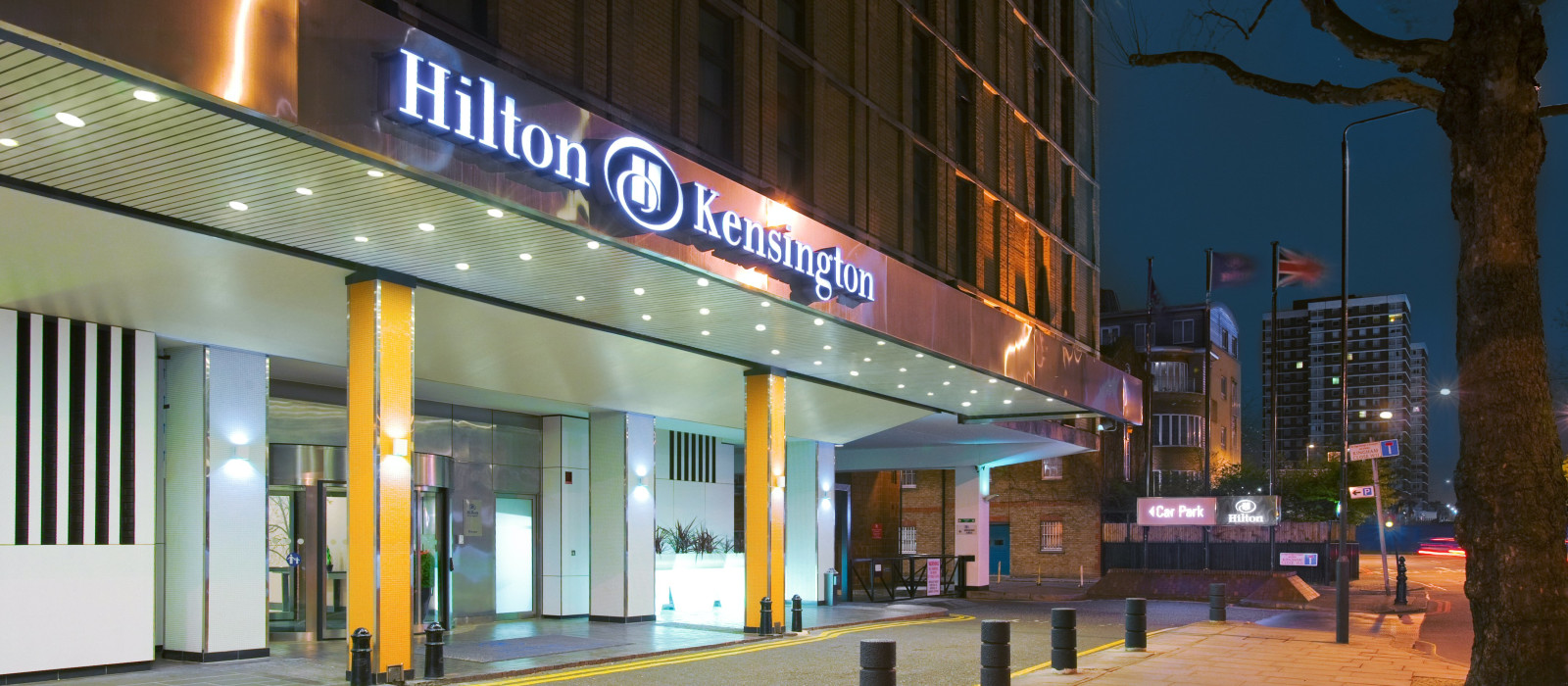 Hotel Hilton London Kensington UK & Ireland