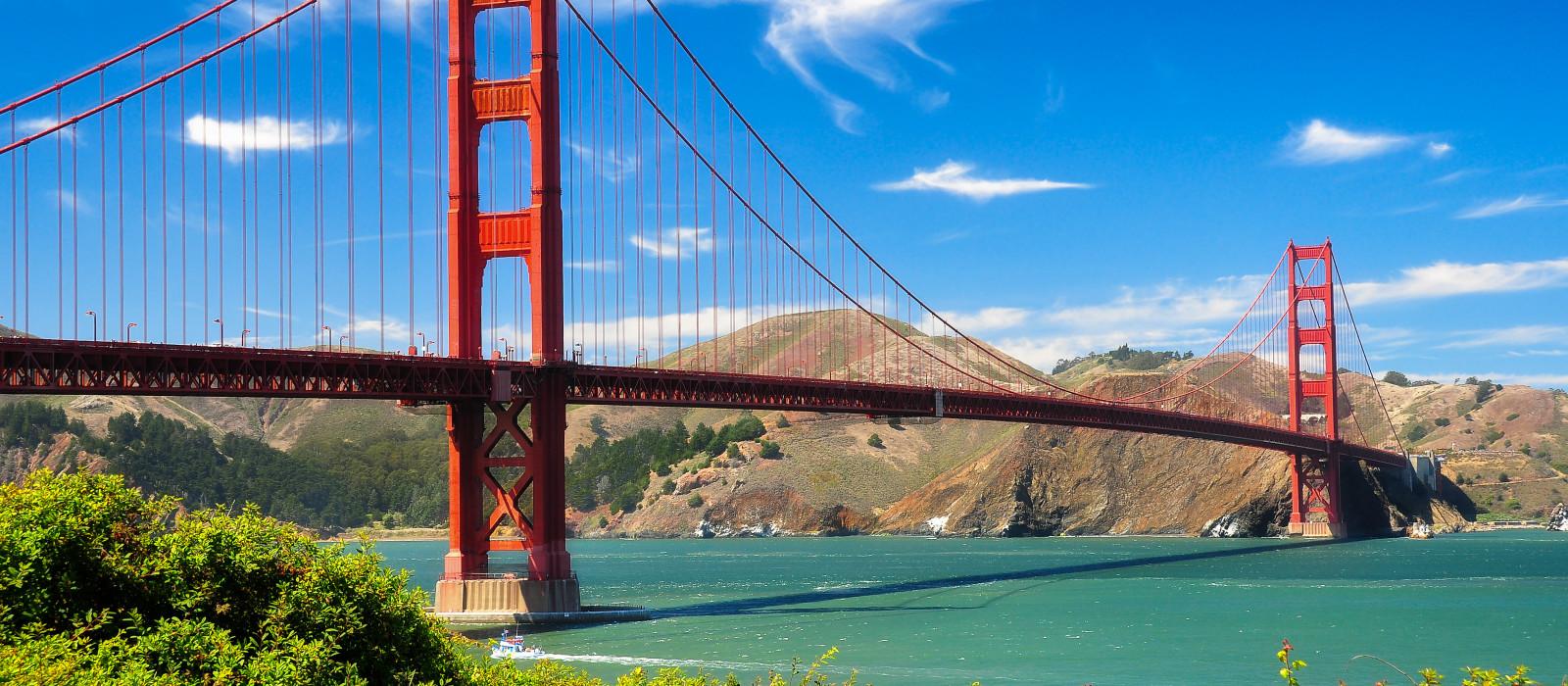 Reiseziel San Francisco USA