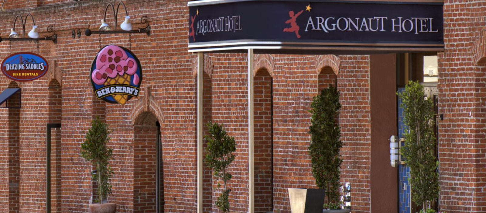 Hotel The Argonaut USA