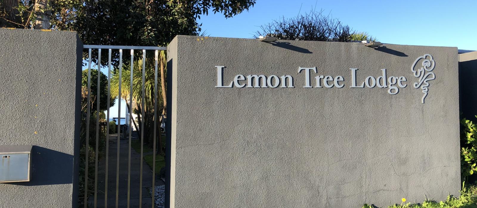 Hotel Lemon Tree Lodge Neuseeland