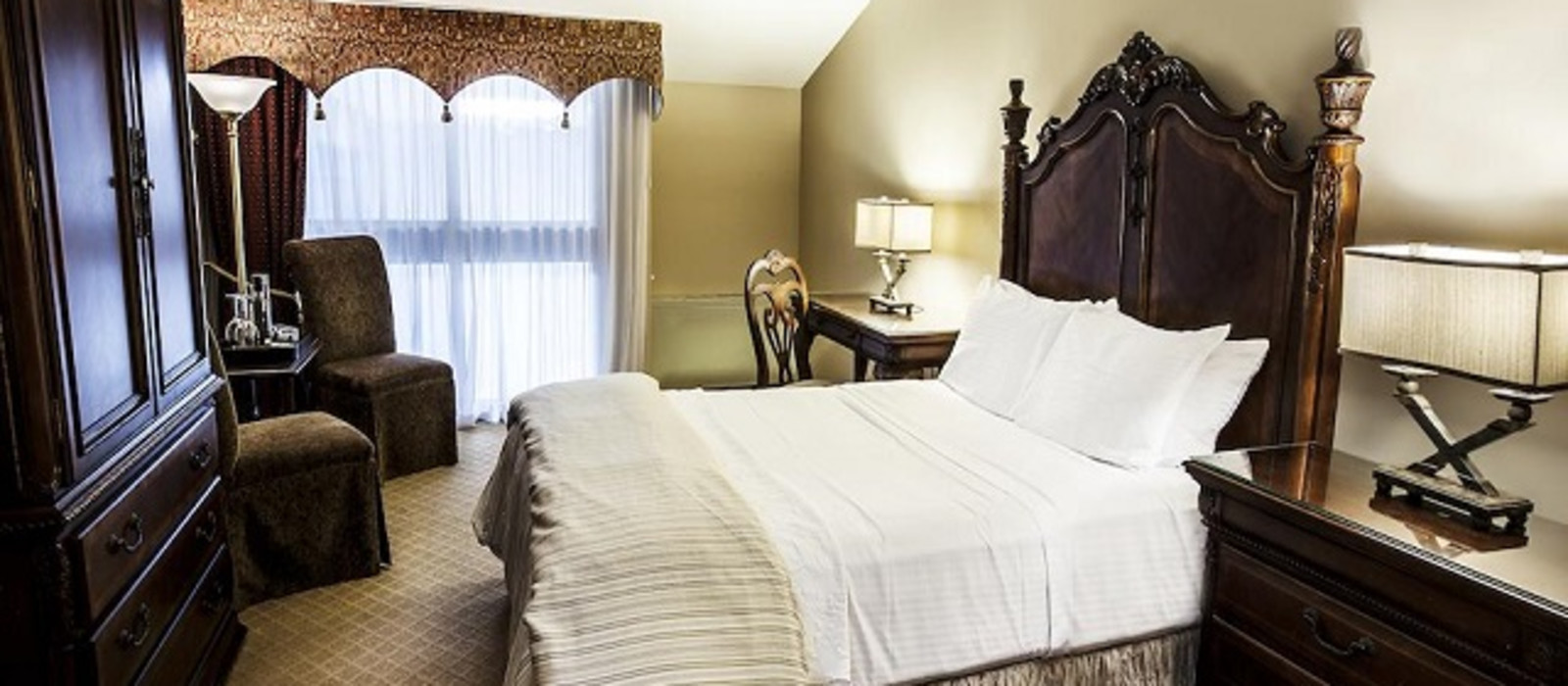Hotel Old Stone Inn Canada