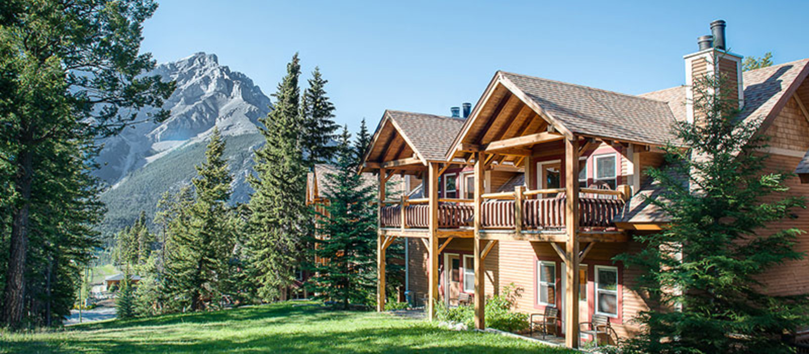 Hotel Buffalo Mountain Lodge Canada