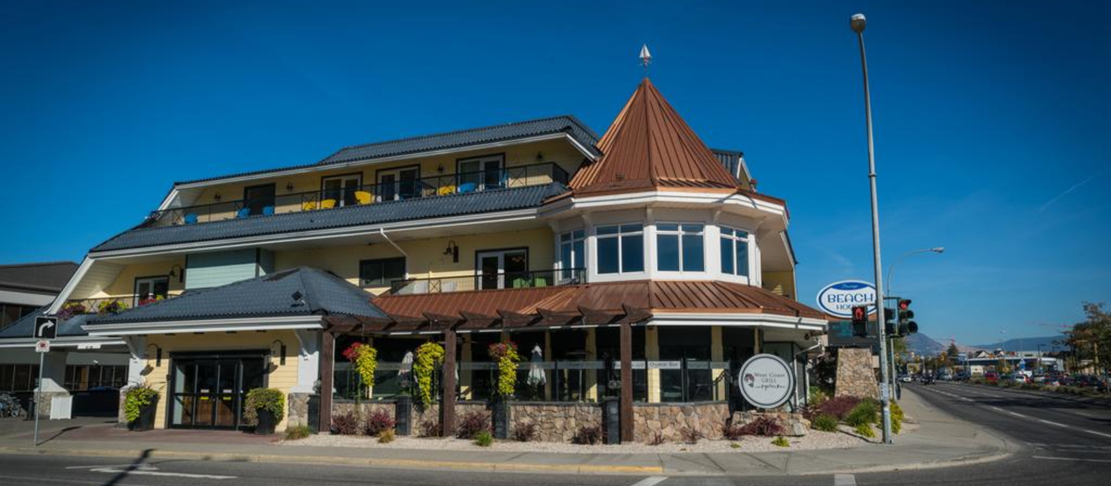 Hotel Prestige Beach House Kanada