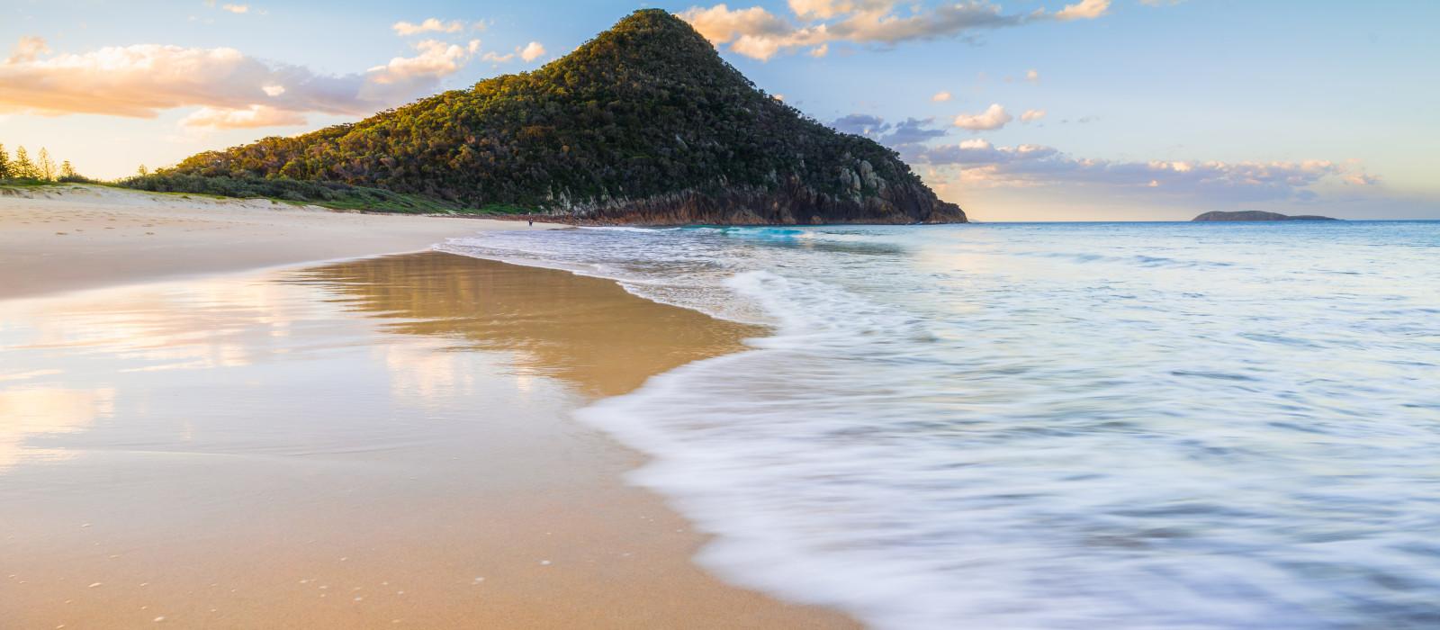 Reiseziel Port Stephens Australien