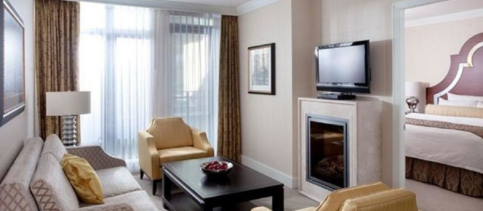 Hotel L'Hermitage  Kanada