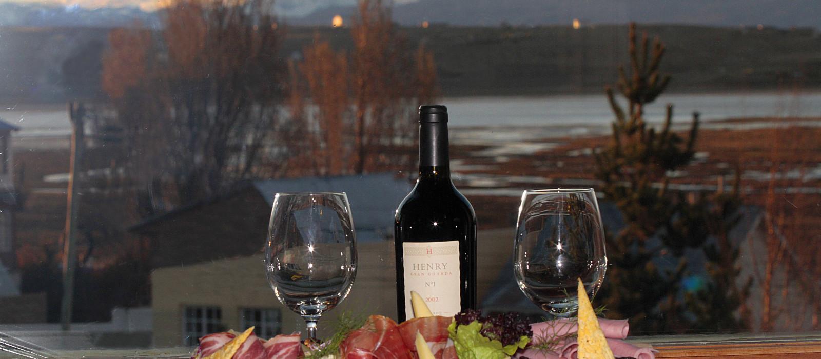 Hotel Mirador del Lago Argentinien